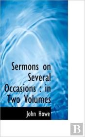 Sermons On Several Occasions : In Two Vo