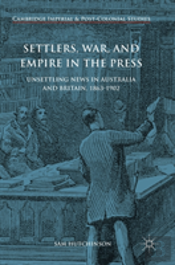 Settlers, War, And Empire In The Press