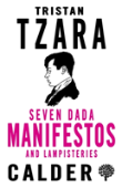 Seven Dada Manifestoes And Lampisteries