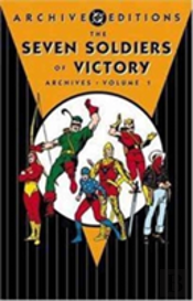 Seven Soldiers Of Victory Archives