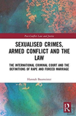 Bertrand.pt - Sexualised Crimes, Armed Conflict And The Law