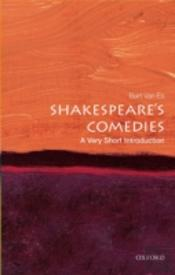 Shakespeare'S Comedies: A Very Short Introduction