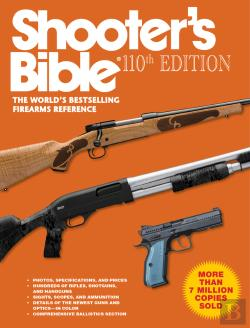 Bertrand.pt - Shooter'S Bible, 110th Edition