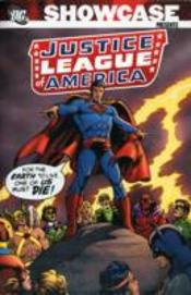 Showcase Presents Justice League Of America