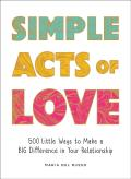 Simple Acts Of Love