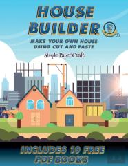 Simple Paper Craft (House Builder)