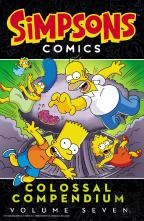 Simpsons Colossal Compendium