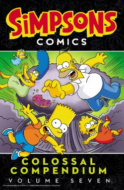 Bertrand.pt - Simpsons Colossal Compendium