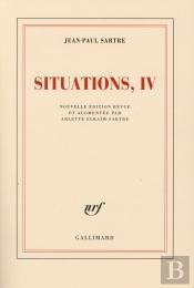 Situations (Avril 1950 - Avril 1953) T4