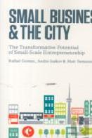 Small Business And The City