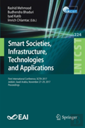 Smart Cities, Infrastructure, Technologies And Applications