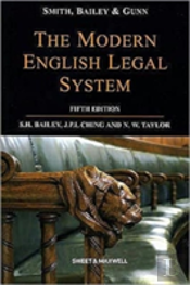 Smith, Bailey And Gunn On The Modern English Legal System