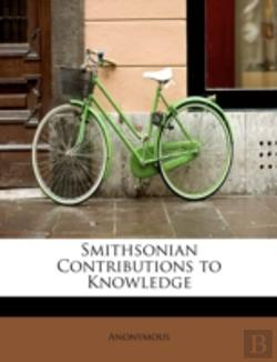 Bertrand.pt - Smithsonian Contributions To Knowledge