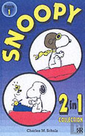 Snoopy 2-In-1 Collection'The Flying Ace', 'The Literary Ace'