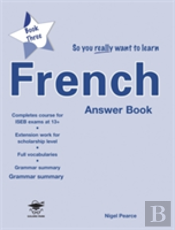 So You Really Want To Learn French Book 3answer Book