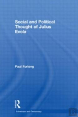 Bertrand.pt - Social And Political Thought Of Julius Evola
