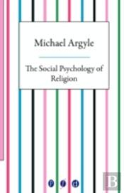 Social Psychology Of Religion
