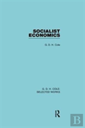 Socialist Economics Cole Vol 10