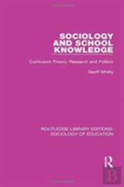 Sociology & School Knowledge