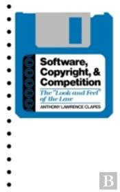 Software Copyright And Competition