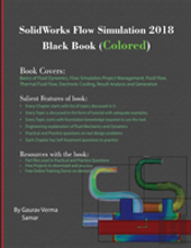 Solidworks Flow Simulation 2018 Black Book (Colored)