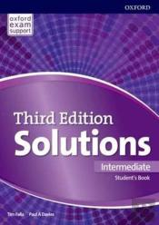 Solutions Intermediate Students Book
