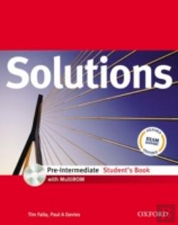 Bertrand.pt - Solutions: Pre-Intermediate: Student'S Book With Multirom Pack