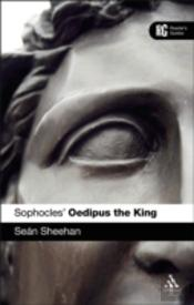 Sophocles' 'Oedipus The King'