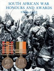 South African War Honours And Awards  1899-1902