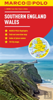 Southern England / Wales Marco Polo Map