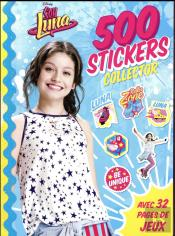 Soy Luna ; Saison 2, 500 Stickers Collector