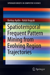 Spatiotemporal Frequent Pattern Mining From Evolving Region Trajectories