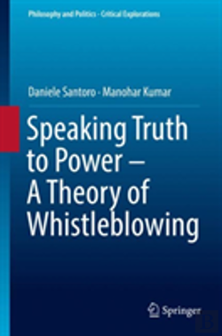 Bertrand.pt - Speaking Truth To Power - A Theory Of Whistleblowing