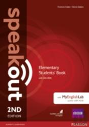 Speakout Elementary Students' And Myenglishlab Access Code Pack
