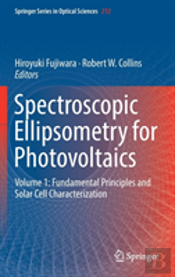 Spectroscopic Ellipsometry For Photovoltaics