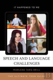 Speech Amp Language Challenges Tcb