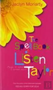 Spell Book Of Listen Taylor
