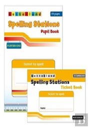 Spelling Stations 1 - Pupil Pack