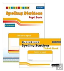 Bertrand.pt - Spelling Stations 1 - Pupil Pack