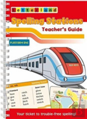 Spelling Stations Teachers Guide 1