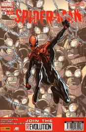 Spider-Man 2013 008 Cover Special Librairie