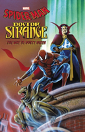 Spider-Man/Doctor Strange: The Way To Dusty Death