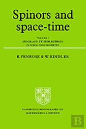 Spinors And Ssace-Timespinor And Twistor Methods In Space-Time Geometry