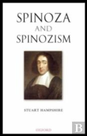 Spinoza And Spinozism