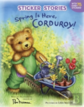 Spring Is Here Corduroy