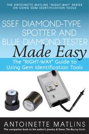 Ssef Diamond-Type Spotter And Blue Diamond Tester Made Easy