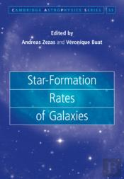 Star-Formation Rates Of Galaxies