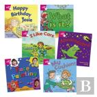 Star Reading Pink Level Pack (5 Fiction And 1 Non-Fiction Book)