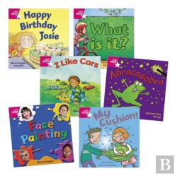 Bertrand.pt - Star Reading Pink Level Pack (5 Fiction And 1 Non-Fiction Book)