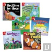 Star Reading Red Level Pack (5 Fiction And 1 Non-Fiction Book)